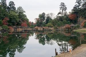 Jardins du chateau d'Himeji
