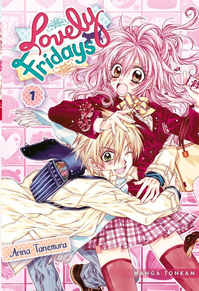 lovely fridays tome 1