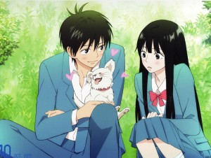 Kazehaya et Sawako