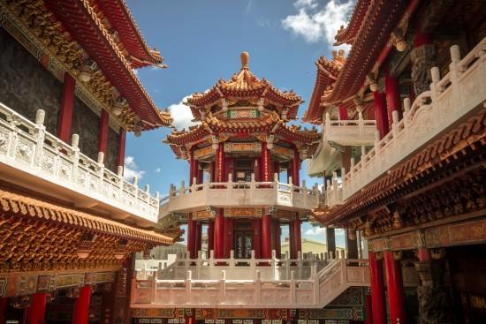 temple shanxi guanmiao tainan
