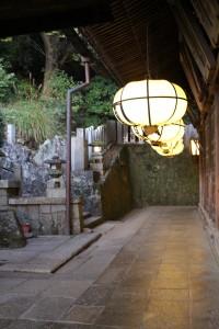 temple nigatsudo lanternes