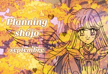 Planning shôjo - Septembre 2017