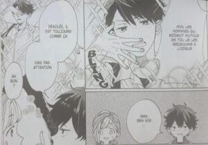 Rencontre avec le second frère de Itsuki