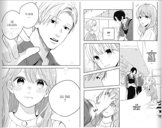 L'intérêt d'Itsuomi pour Yuki