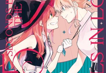 Couverture du one-shot 5 seconds before a witch falls in love