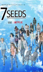 Affiche de la saison 2 de 7 SEEDS