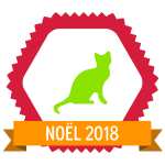 "Image du Badge ""Cat (1836)"" fourni par The Noun Project sous The symbol is published under a Public Domain Mark"