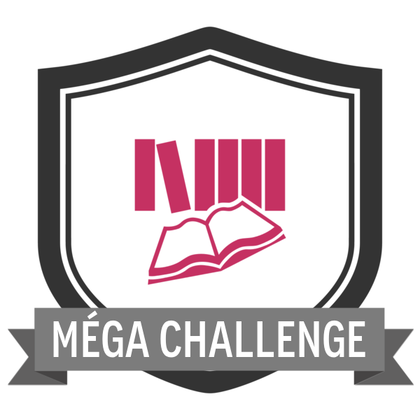 Badge du méga challenge