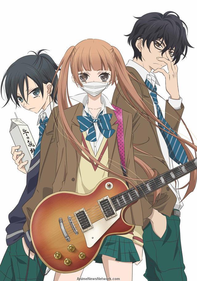fukumenkei noise anime
