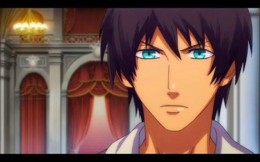 Cecil, mécontent (Uta no Prince-sama)
