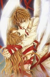 Amour étrange du côté d'Angel Sanctuary