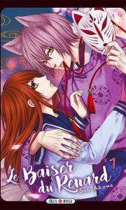 Le baiser du renard tome 1