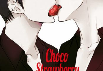 Choco strawberry vanilla