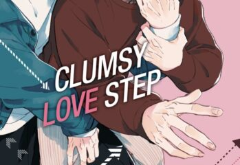 Couverture du one-shot Clumsy love step
