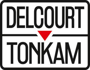 Logo des éditions Delcourt Tonkam