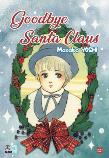 Couverture du one-shot Goodbye Santa Claus