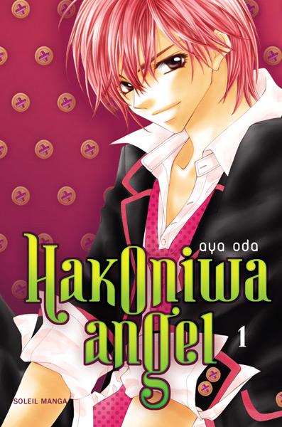 Hakoniwa angel tome 1