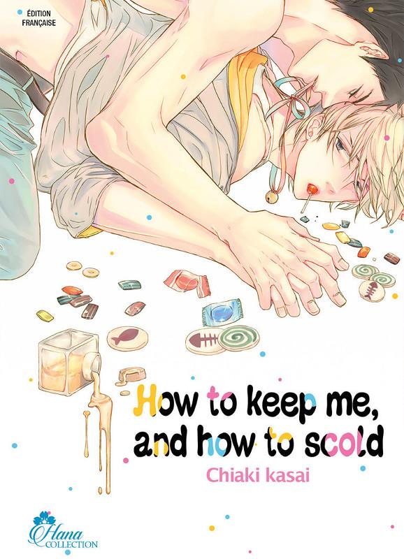 manga How to keep me, and how to Scold