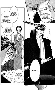 Manga Josei Midnight Secretary