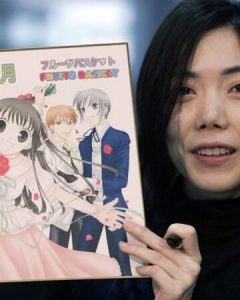 La mangaka à l'origine de Fruits Basket, Natsuki Takaya