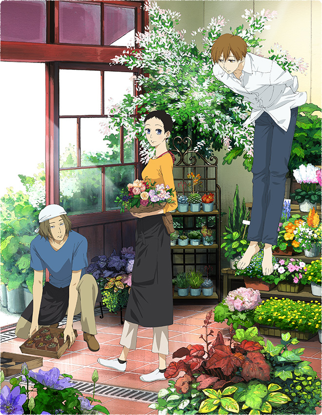Anime Natsuyuki Rendezvous