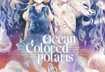 Couverture du one-shot Ocean colored polaris