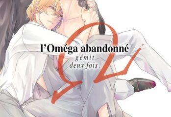 Couverture du one-shot L'Omega abandonné