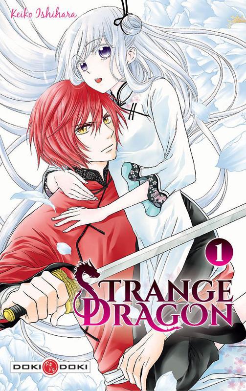 Strange Dragon tome 1