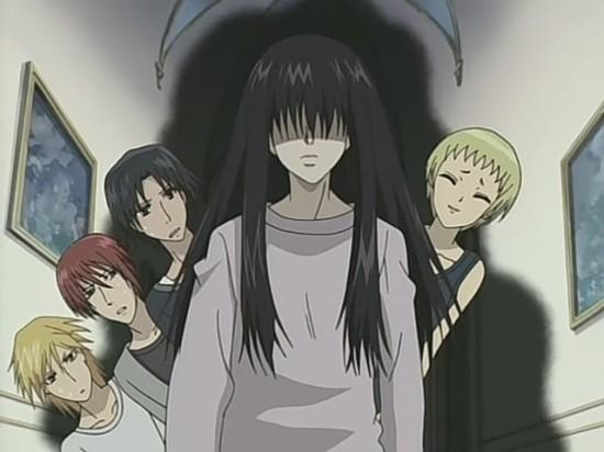 Sunako et ses bishies (Yamato Nadeshiko)