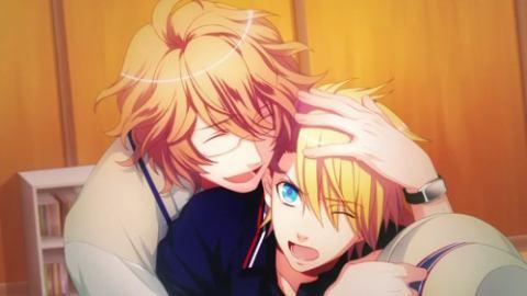 "Syo qui se fait ""abuser"" par Natsuki, à cause de sa petite taille (Uta no prince-sama).jpg"