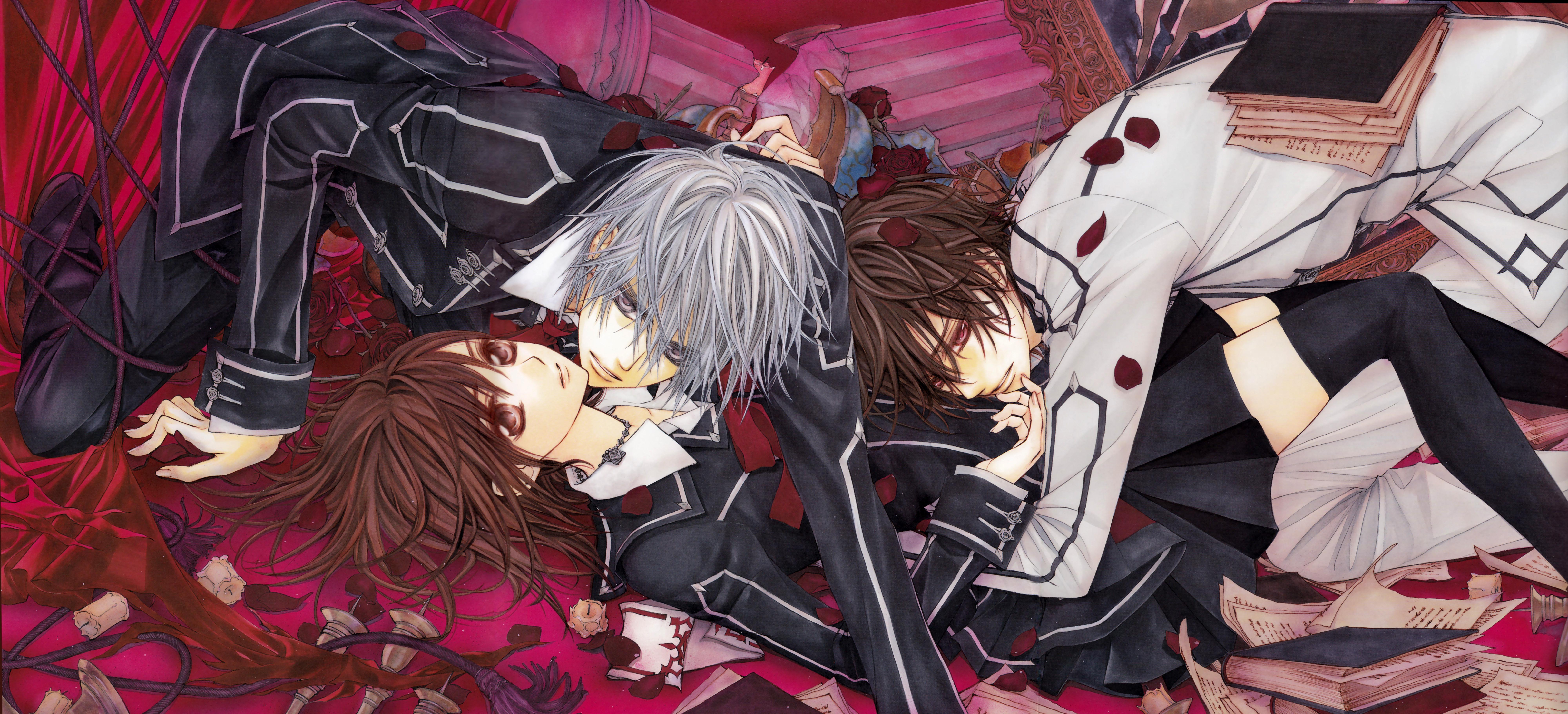 Anime Werewolf And Vampire Anime Vampire