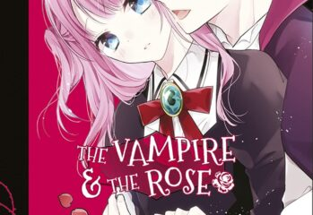 The vampire and the rose tome 1