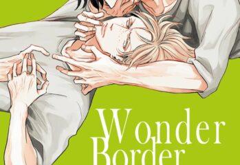 Couverture du one-shot Wonder border