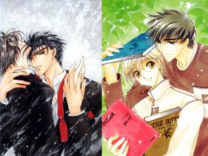 X - 1999 et Card Captor Sakura, deux duo de personnages à la relation floue