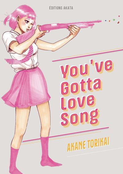 Couverture du recueil You've gotta love song