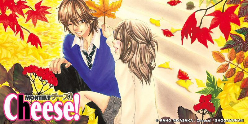 couple manga A romantic love story