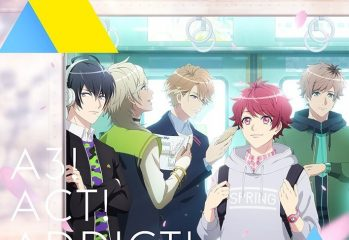 Affiche de l'anime A3! Spring & Summer