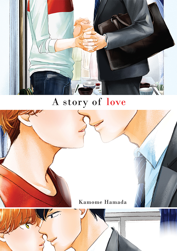 Couverture du one-shot A story of love