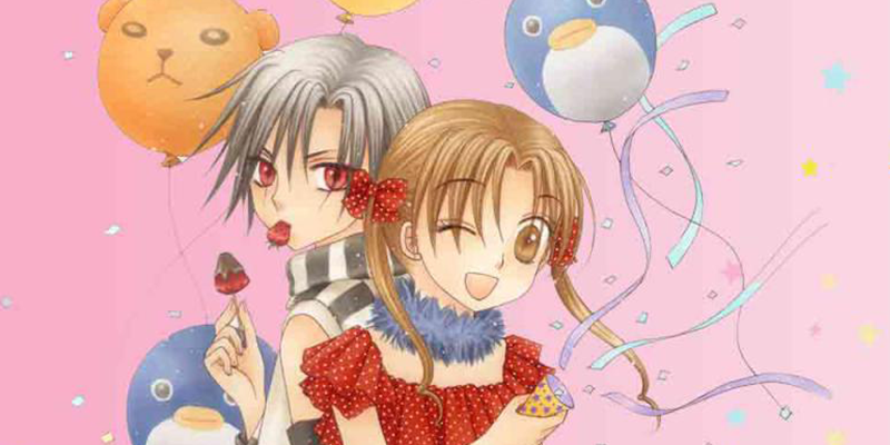 Shojo Manga L'académie Alice