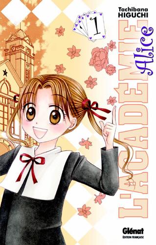 Manga Académie Alice
