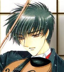 touya kinomoto card captor sakura