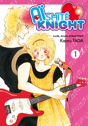 Aishite night manga tonkam