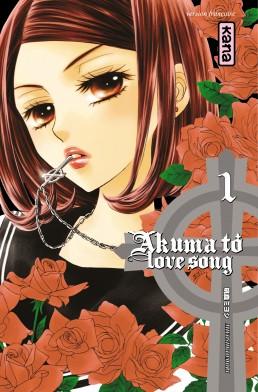 Akuma to love song Tome 1