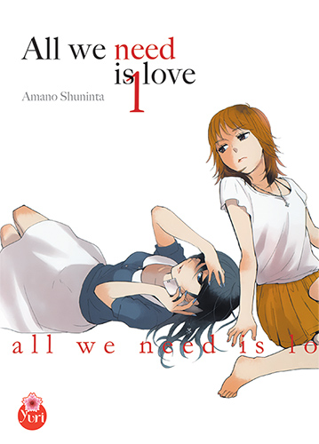 manga All we need is love