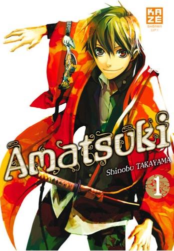 Amatsuki Tome 1