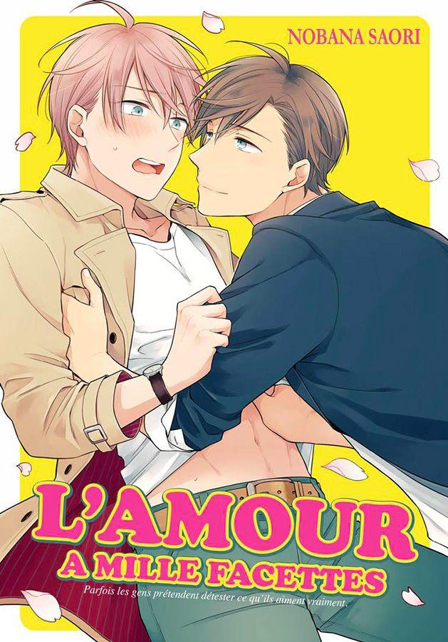 Couverture du one-shot L'amour a mille facettes