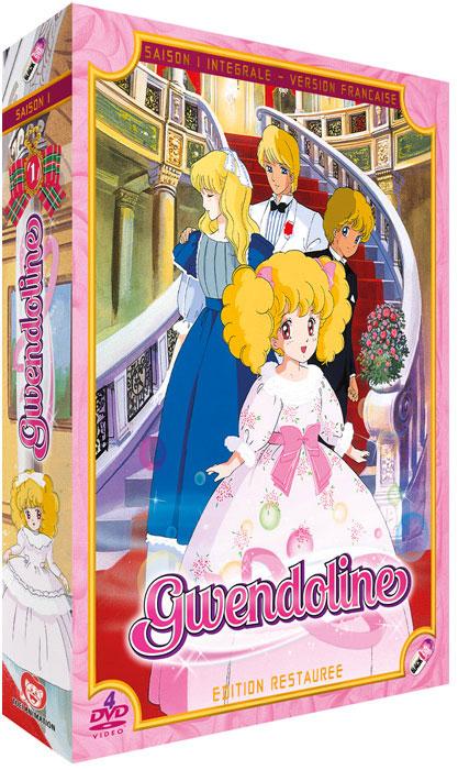 Gwendoline anime