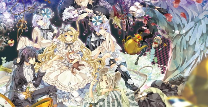 anime trick or alice