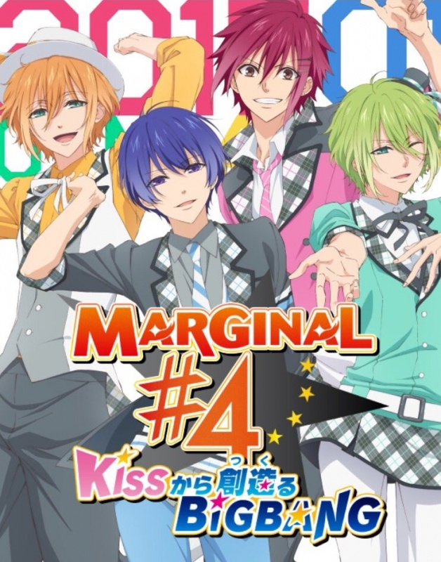 anime Marginal 4
