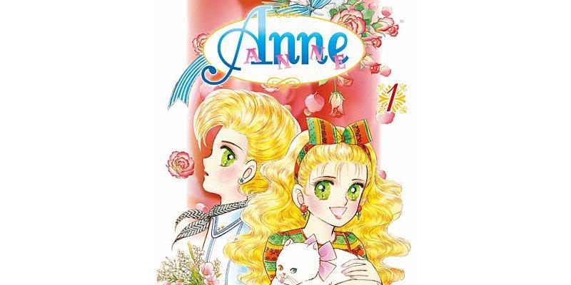 Anne manga